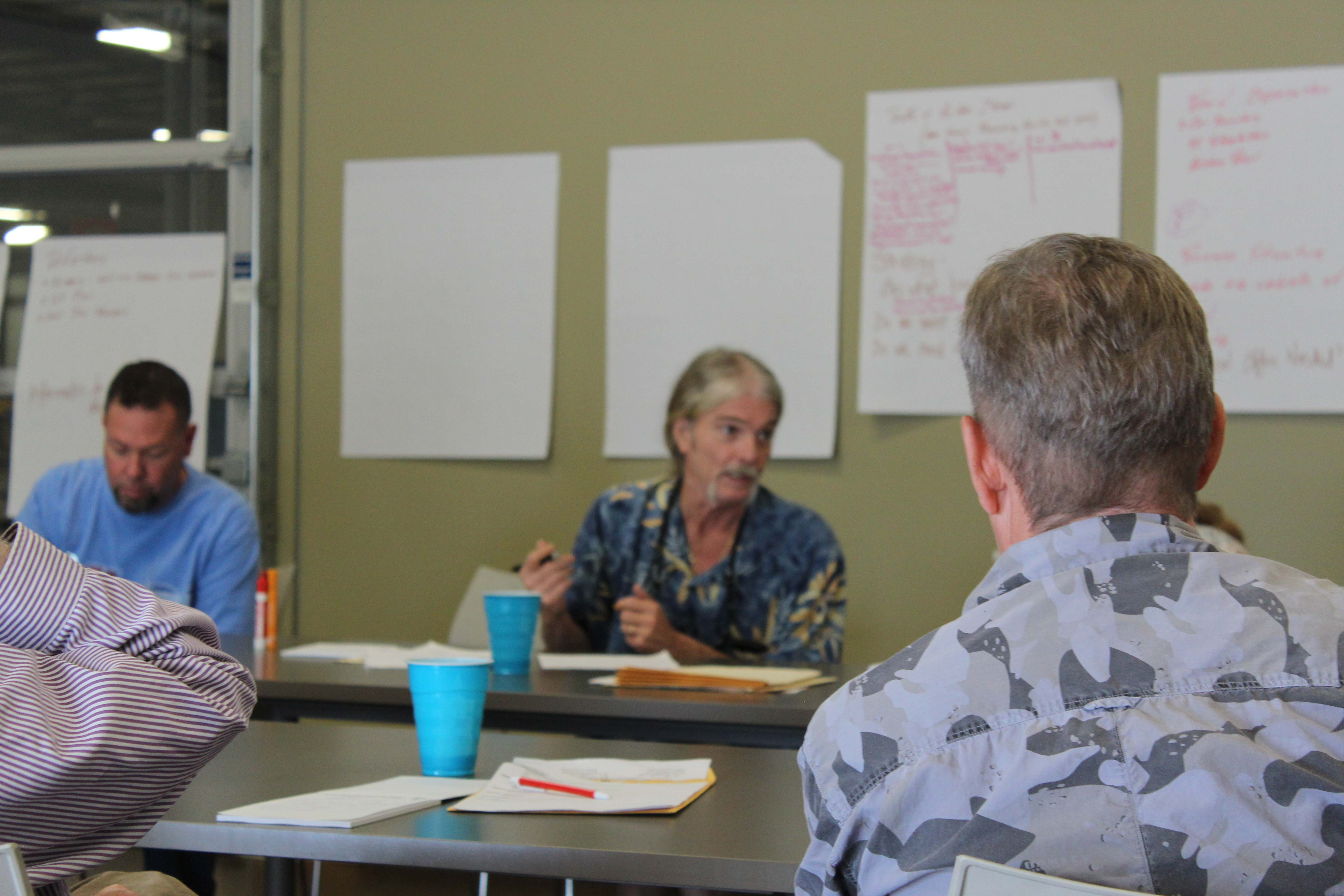 Oliver Manufacturing Hosts Second CHPC Meeting