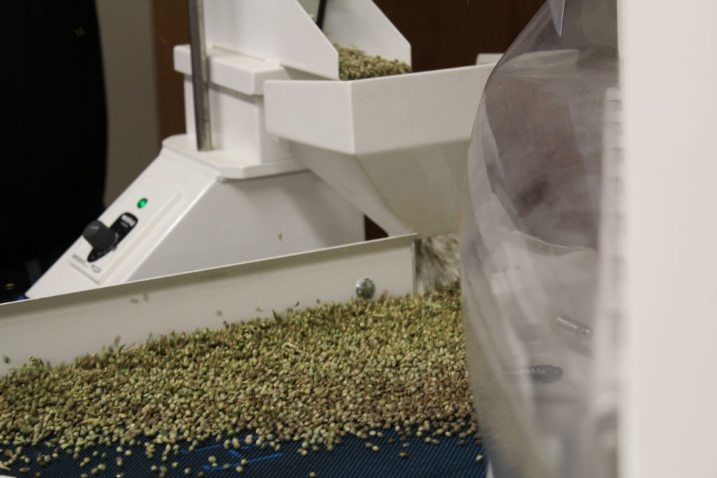 Hemp Processing and Conditioning - Oliver Manufacturing